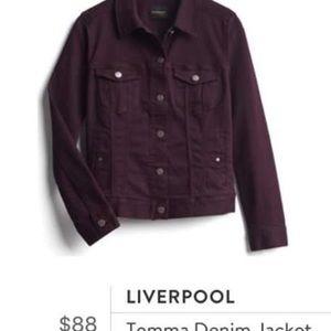 Liverpool Denim Jacket